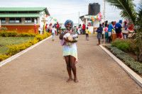 Cada 1 de junio celebramos en Khanimambo el Día da Criança (Día del Niño y de la Niña).