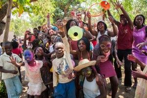 Holy Party en Khanimambo