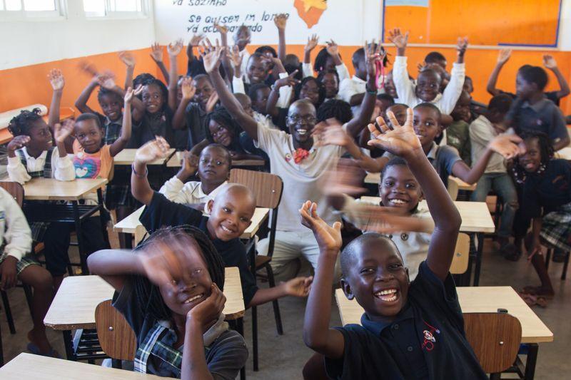 Seguir aprendiendo con la Fundación Khanimambo