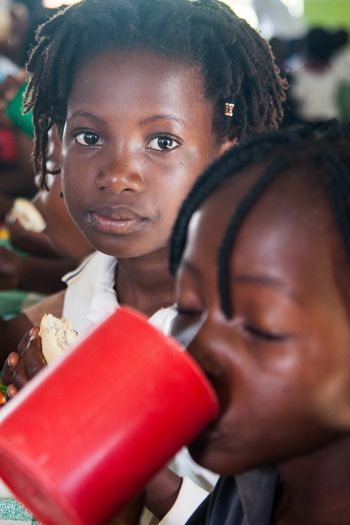 Centro Nutricional de la Fundación Khanimambo