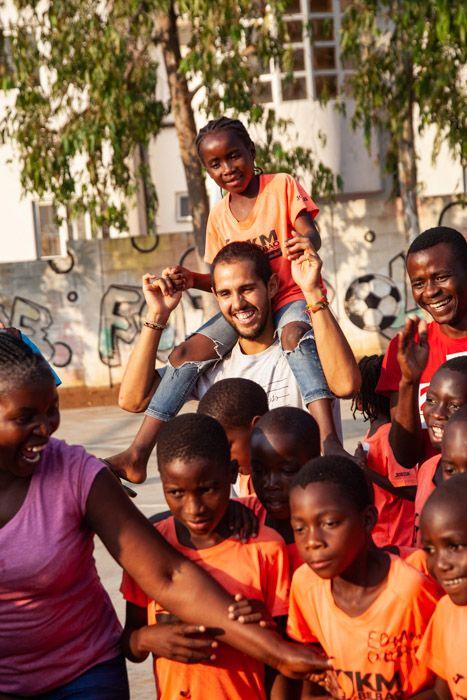 Voluntarios 2019 Fundación Khanimambo