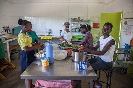 Blog de la Fundación Khanimambo - Ya podemos cocinar