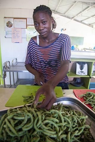 Centro Nutricional - Fundación Khanimambo