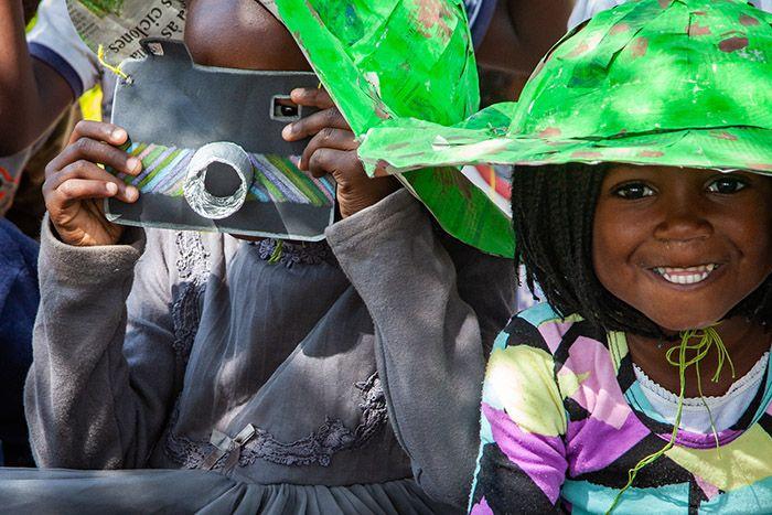 Vamos de safari, Fundación Khanimambo