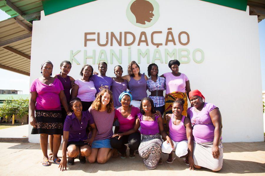 Dia Internacional de la Mujer en la Fundación Khanimambo