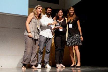 Blog de la Fundación Khanimambo -¡Recogemos un gran premio!
