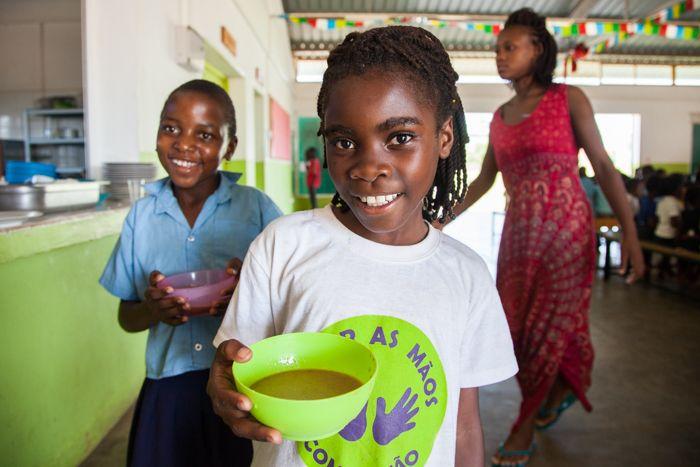 Campaña de Nutrición para combatir la desnutrición infantil en Mozambique. Fundación Khanimambo.