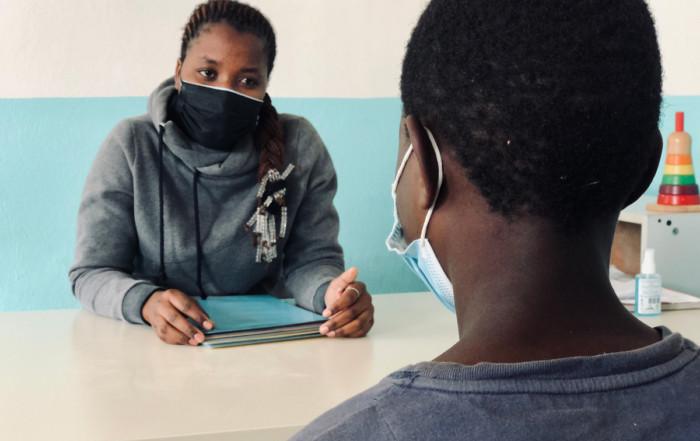 Terapia Ocupacional no Centro Munti