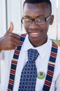 Ismael de la Fundación Khanimambo