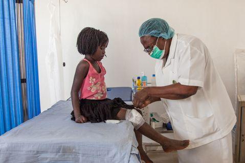 Centro de Salud - Fundación Khanimambo