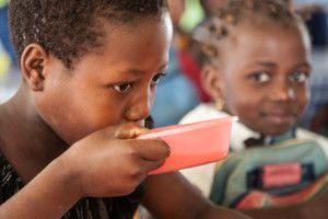 Programa de Nutrición - Fundación Khanimambo
