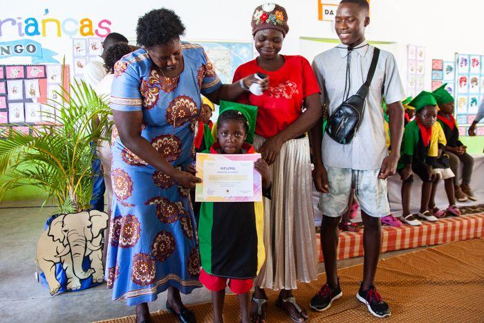 Graduados de Pre 2019 Fundación Khanimambo