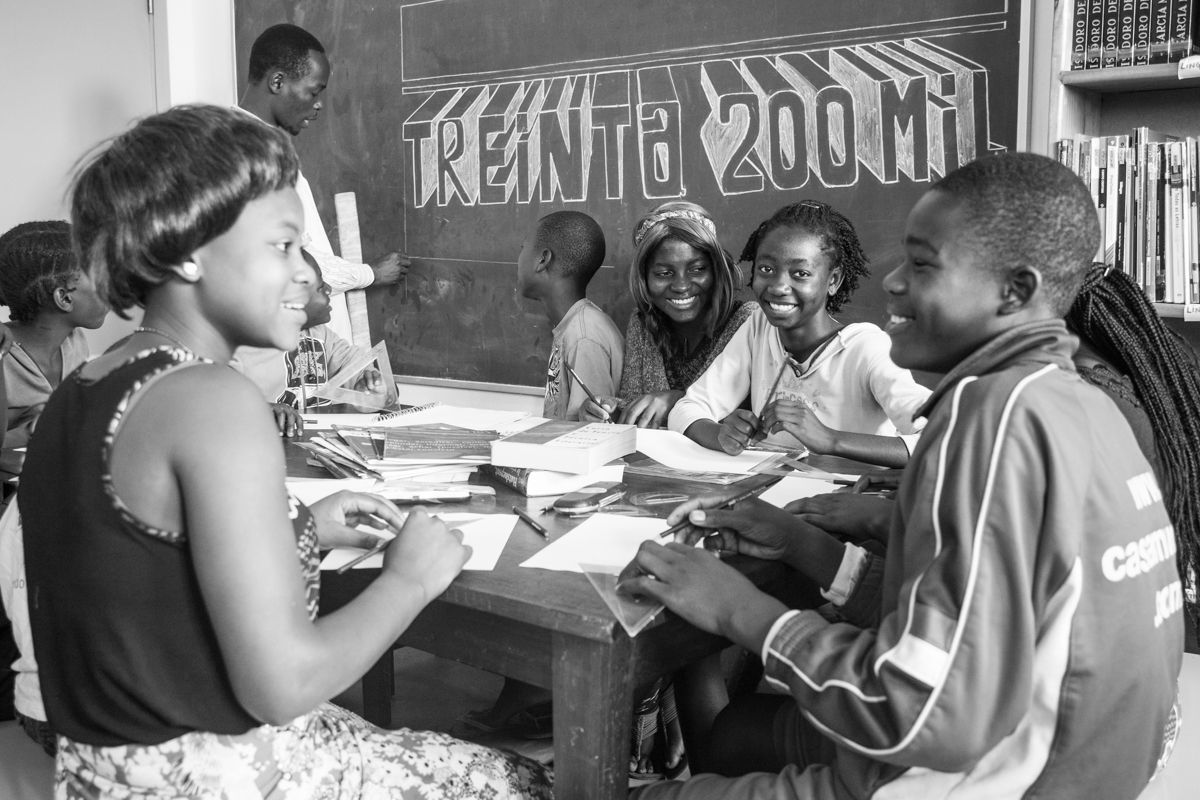 Foto ganadora del concurso de Treinta 200 Mil en 2016 - Fundación Khanimambo