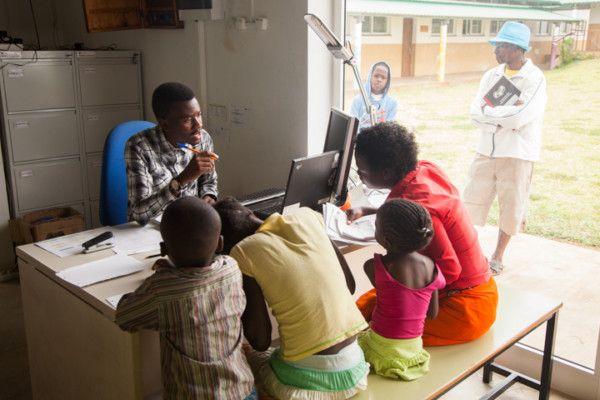 Inscripciones 2017 en la Fundación Khanimambo