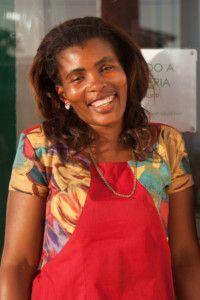 Sandra de la Fundación Khanimambo