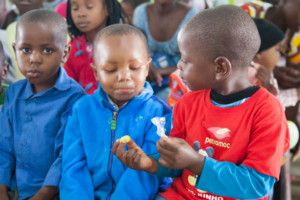Khanimambo en el Día del Niño 2016