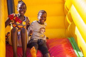 Khanimambo celebrando el Día del Niño 2016