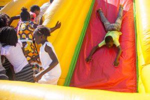 Celebrando el Día del Niño 2016 en Khanimambo