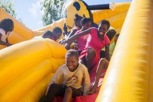 La Fundación Khanimambo en el Día del Niño 2016