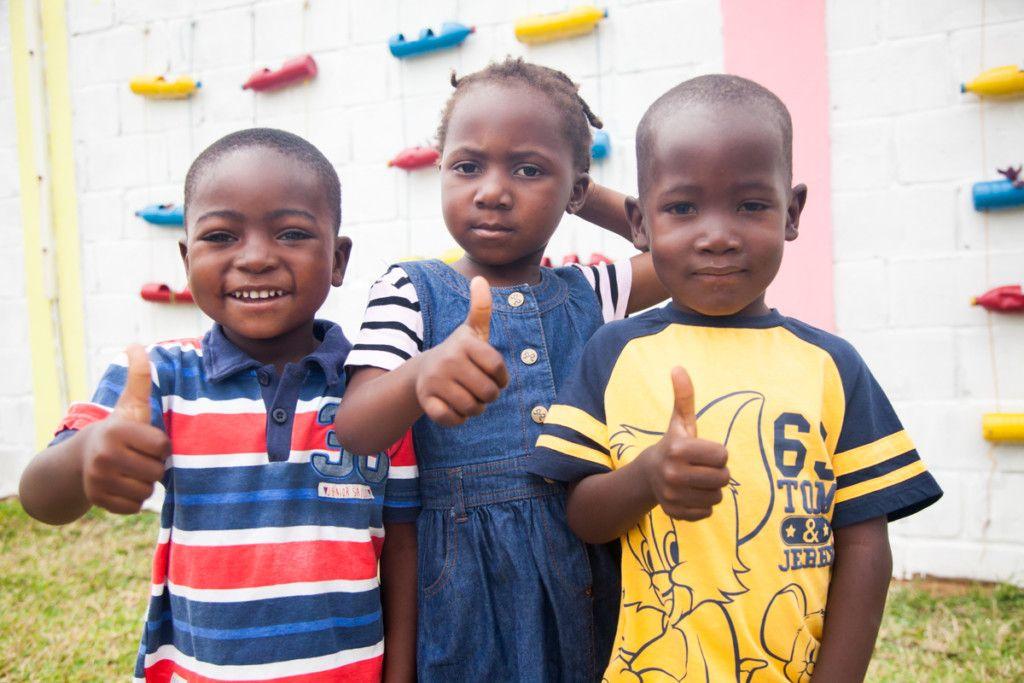 Campaña de ropa de la Fundación Khanimambo