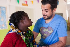 Sergio y Albina - Fundación Khanimambo