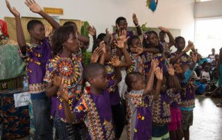Gala de talentos 2016 de la Fundación Khanimambo