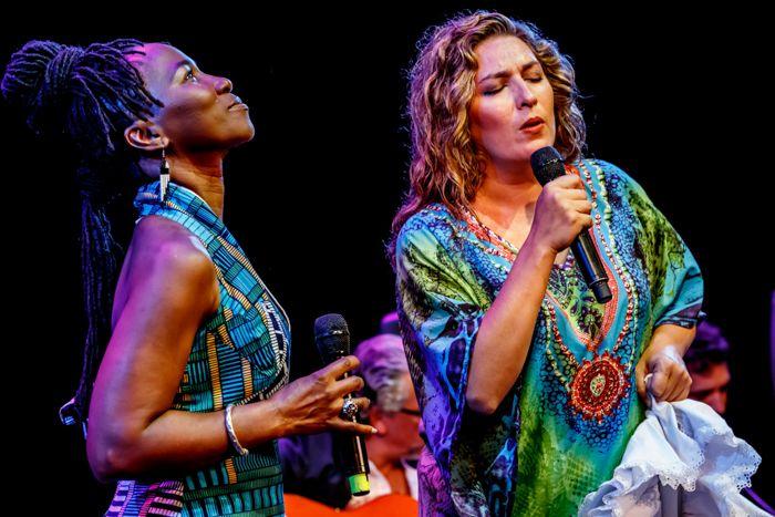 Festival De Nada, Fundación Khanimambo, Mingas y Estrella Morente
