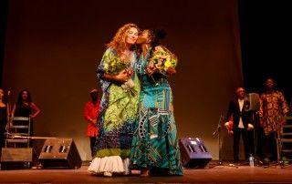 Festival De Nada, Fundación Khanimambo, Estrella Morente y Mingas