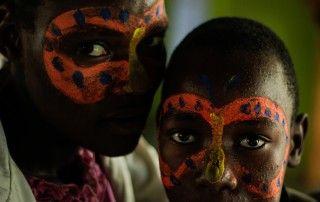 Los talentos en la Fundación Khanimambo