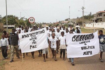 Blog de la Fundación Khanimambo - Fin de las Hostilidades