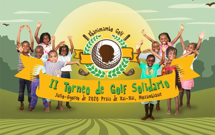 II Torneo de Golf Solidario (y virtual)