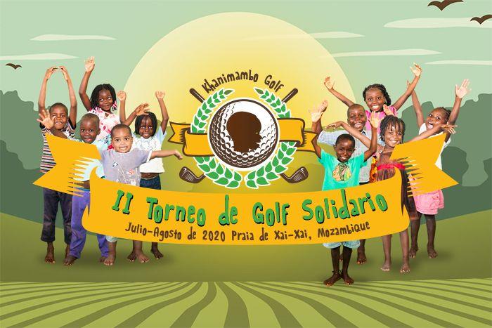 II Torneo de Golf Solidario (y virtual)