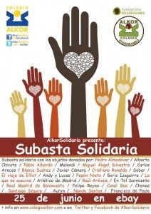 Blog de la Fundación Khanimambo - Subasta solidaria