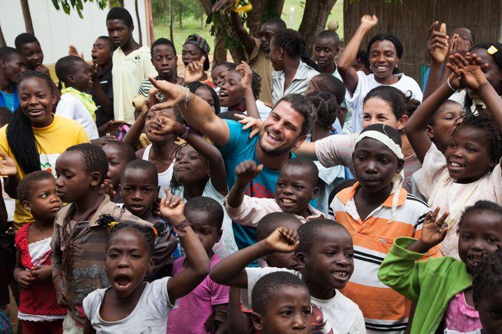 Blog de la Fundación Khanimambo - La sonrisa que me dieron