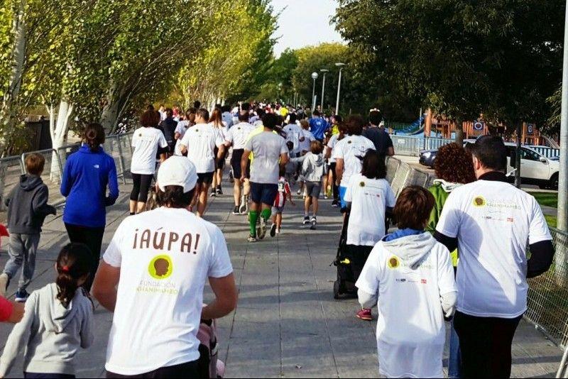 Carrera Aúpa-Alantra 2017 de la Fundación Khanimambo