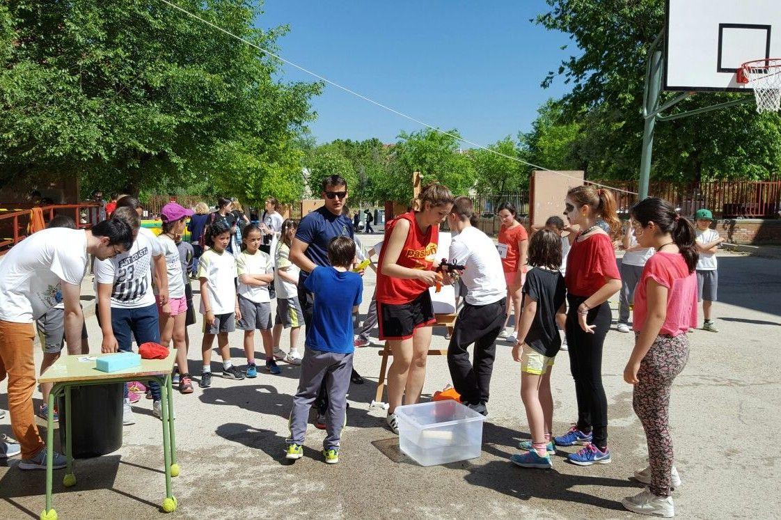 Día solidario en el colegio BrotMadrid - Fundación Khanimambo