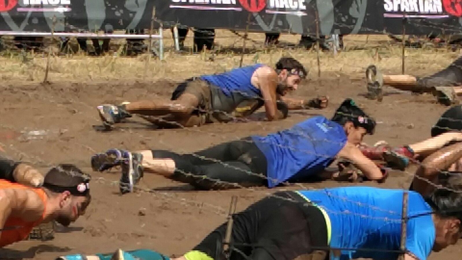 Termópilas Alcalinas en The Spartan Race en beneficio de la Fundación Khanimambo