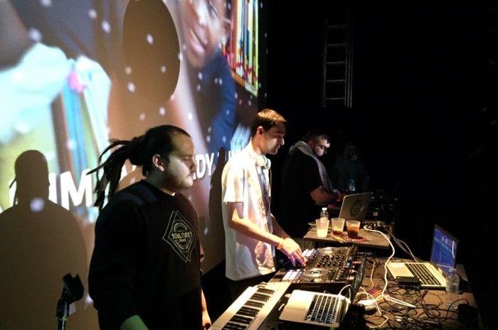 Funky Party en Zaragoza para la Fundación Khanimambo
