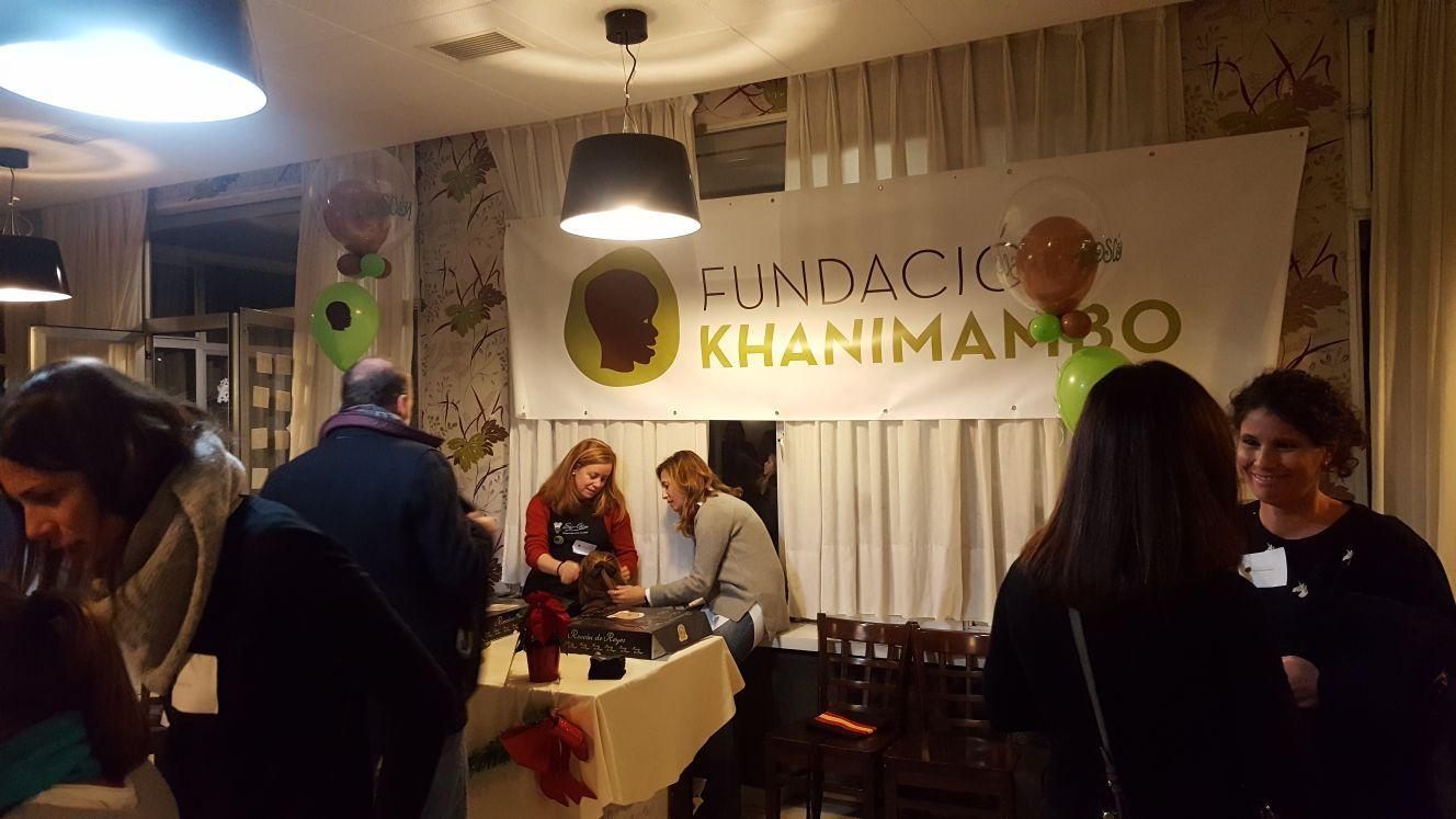 Roscón Solidario para la Fundación Khanimambo