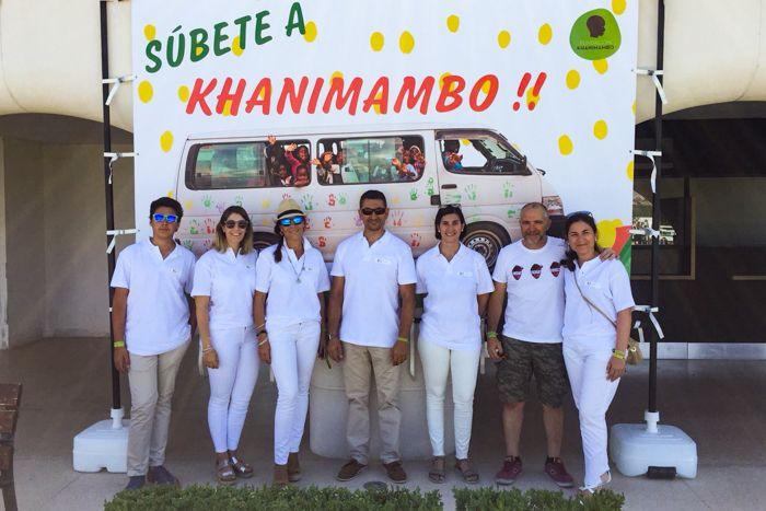 Fundación Khanimambo en Autobello Madrid 2018