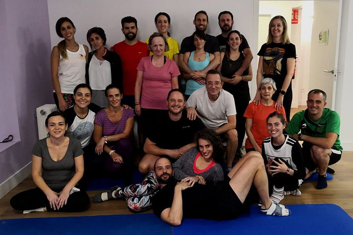 Pilates solidario en Madrid para Fundación Khanimambo