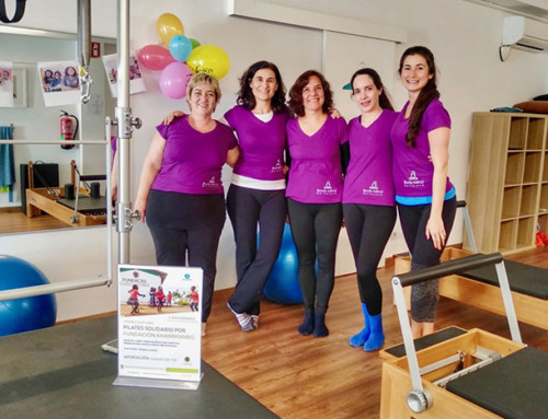 Jornada de Pilates Solidario en Body Mind Barcelona