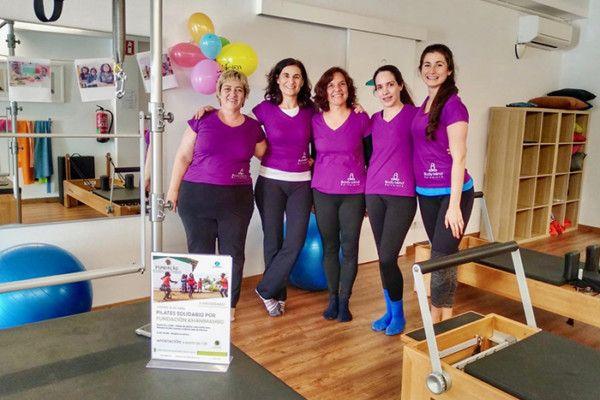 Jornada de Pilates Solidario en Body Mind Barcelona
