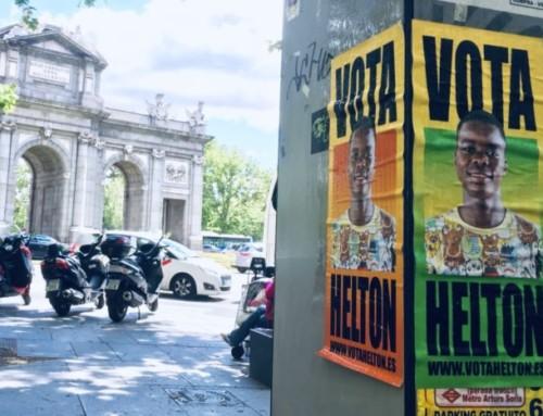 ¿Por qué había que votar a Helton?