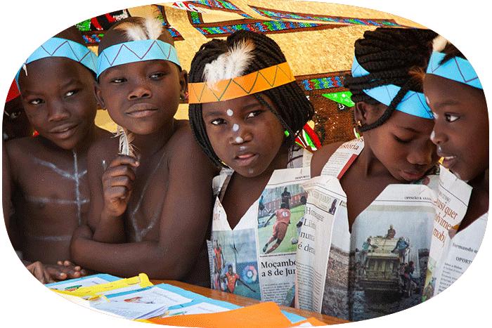 Programa Educativo da Fundação Khanimambo