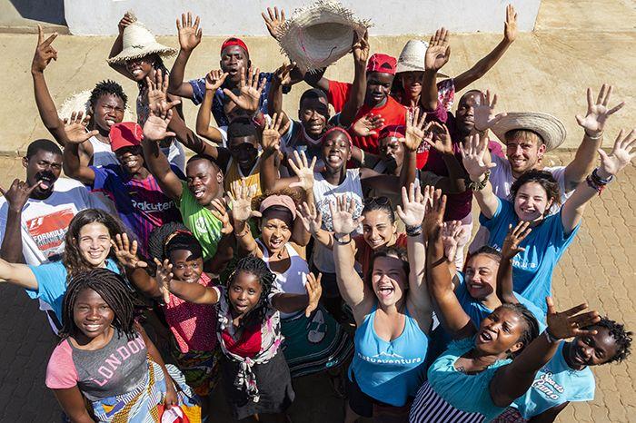 Natuaventura con la Fundación Khanimambo