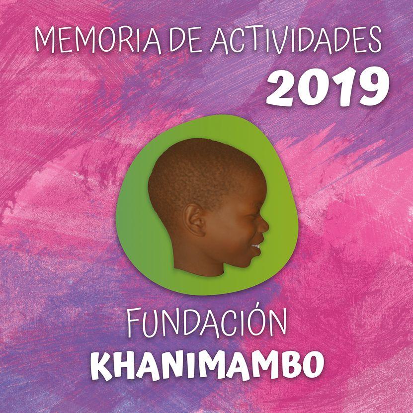 Memória de Atividades 2019