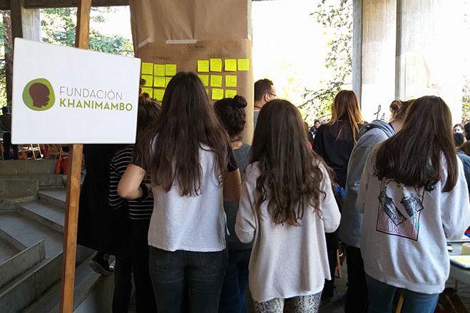 Khanimambo reta ThinkerFEST, el festival para el cerebro