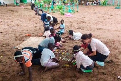 Blog de la Fundación Khanimambo - Os trigues amarelos
