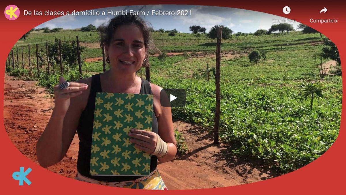 De las clases a domicilio a Humbi Farm